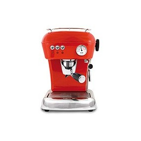 CAFETERA ESPRESSO DREAM ROJA