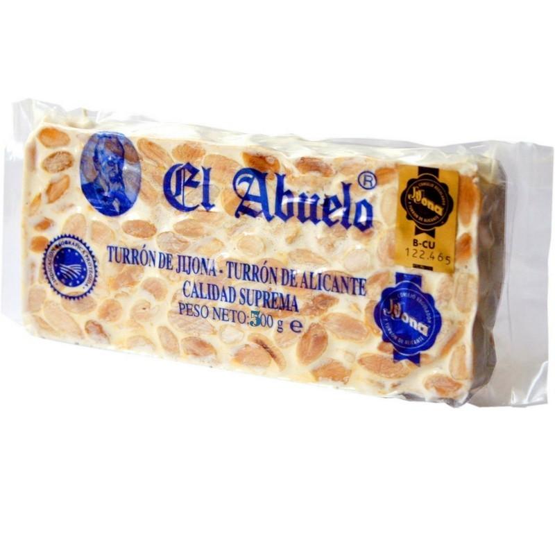 TURRÓN DE ALICANTE 500g