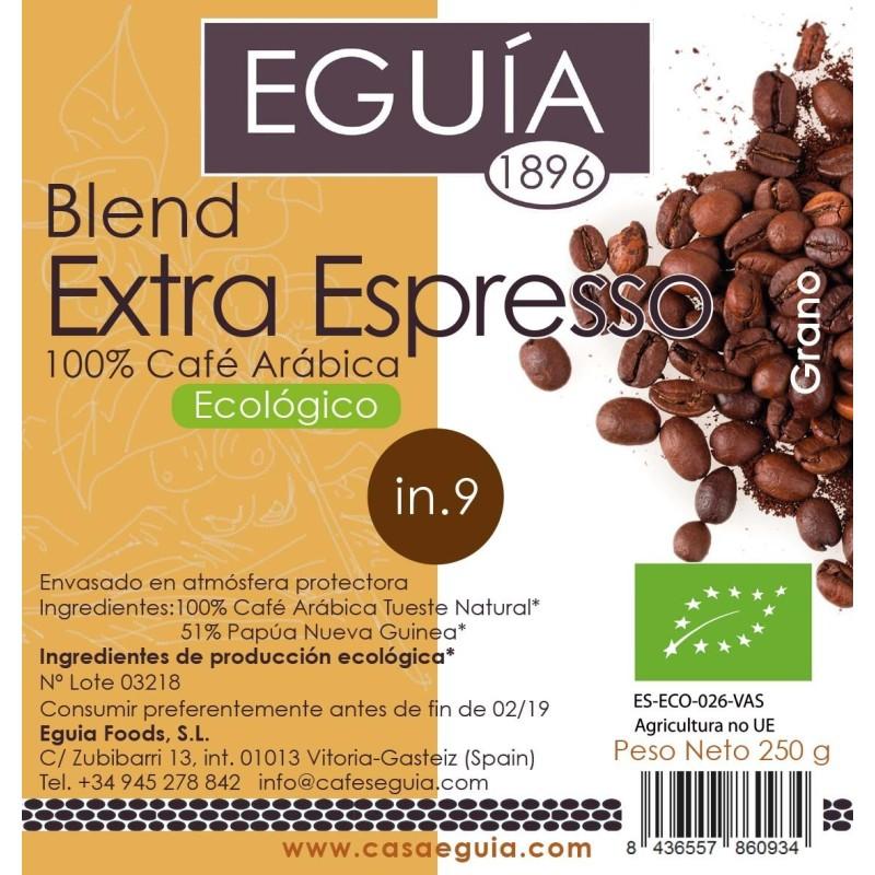 CAFÉ GRAN ESPRESSO ECOLÓGICO