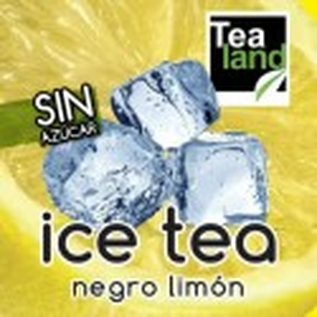 ICE TEA - TÉ FRÍO NEGRO LIMÓN