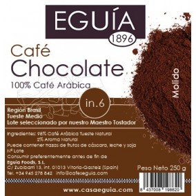 CAFÉ CHOCOLATE BITTER
