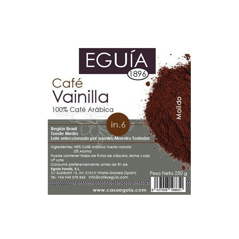 CAFÉ VAINILLA