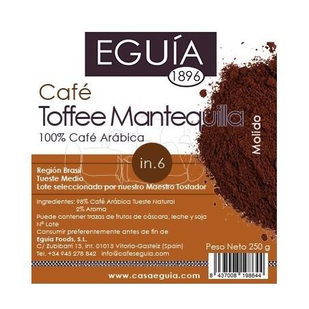 CAFÉ TOFFE MANTEQUILLA