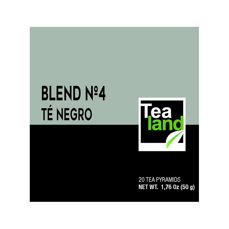 TE NEGRO BLEND Nº4