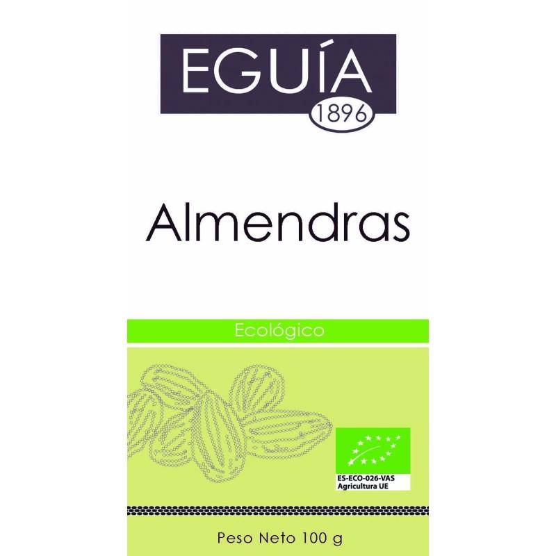 ALMENDRAS ECOLÓGICAS