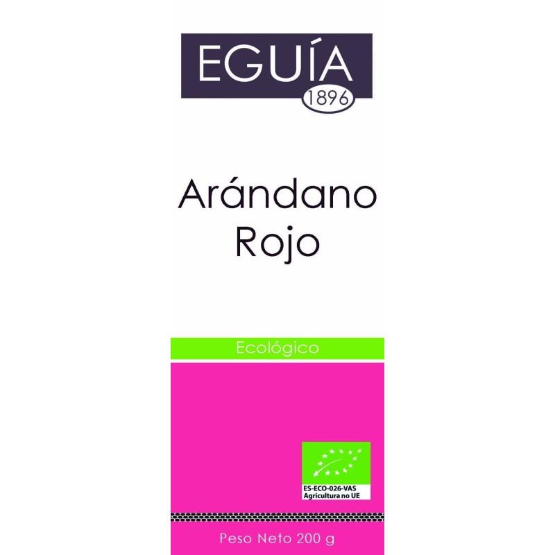 ARÁNDANOS ROJOS ECOLÓGICOS