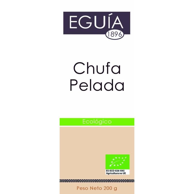 CHUFAS PELADA ECOLÓGICA