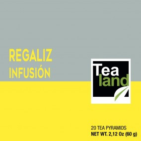 INFUSIÓN REGALIZ