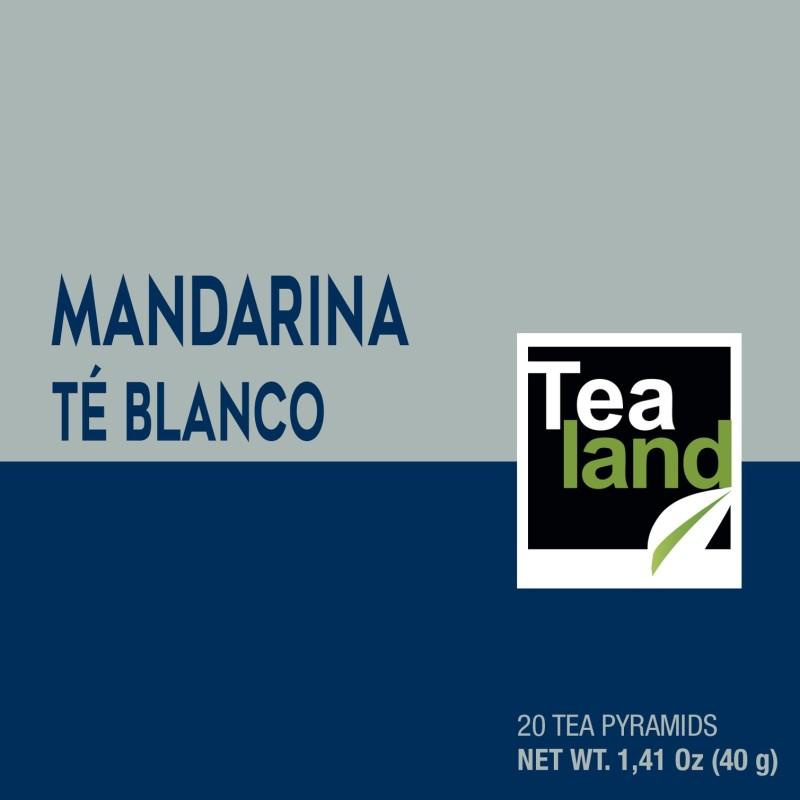 TE BLANCO MANDARINA