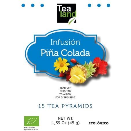 INFUSION PIÑA COLADA ECO PIR 15 ENS TL