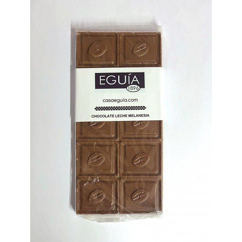 CHOCOLATE LECHE EGUÍA