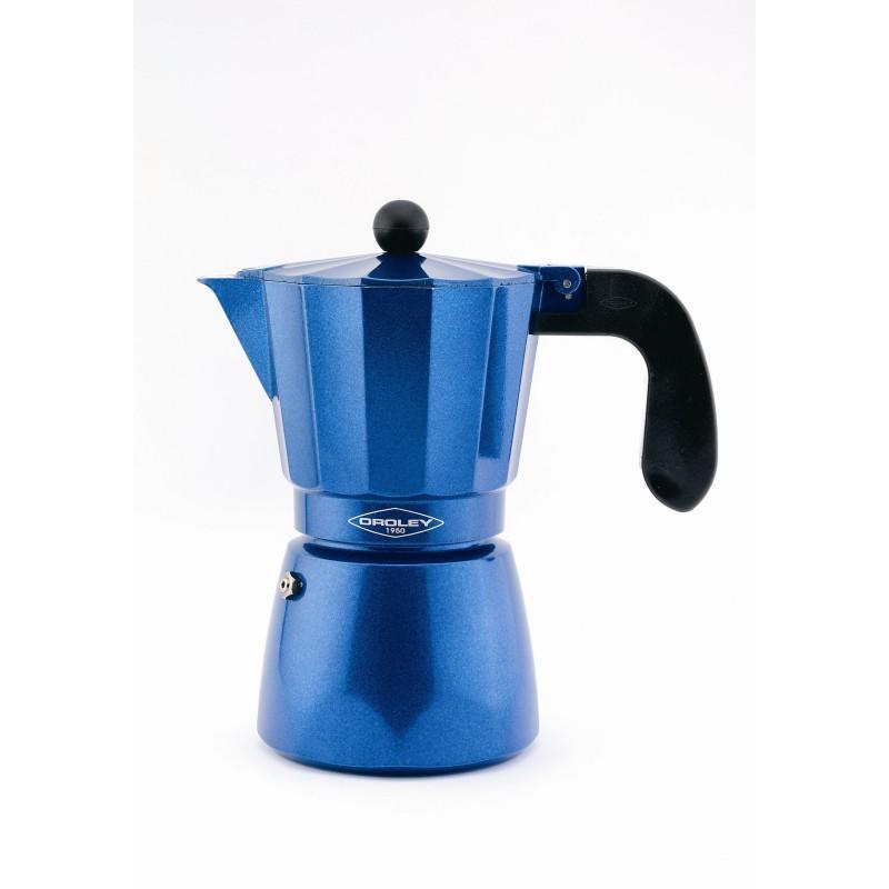 CAFETERA BLUE OROLEY 3/6 TAZAS