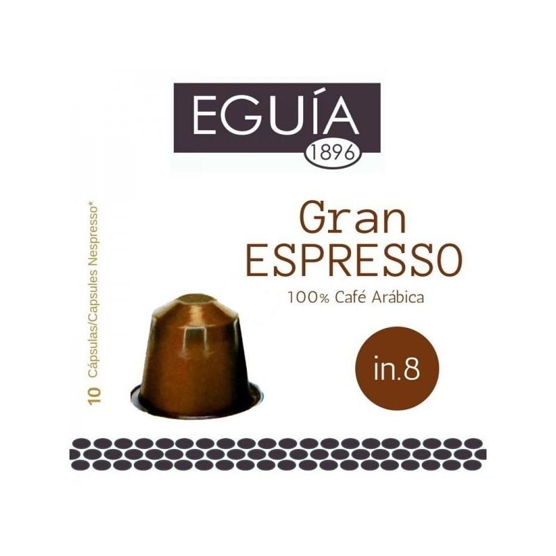 CÁPSULAS CAFÉ GRAN EXPRESSO 12x10u