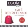 CÁPSULAS CAFÉ DESCAFEINADO 12x10u