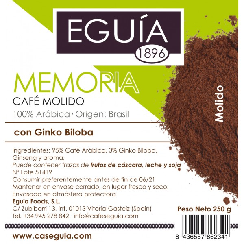 CAFÉ MEMORIA