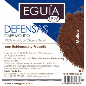 CAFÉ DEFENSAS