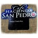 CAFÉ PUERTO RICO HACIENDA SAN PEDRO 250g