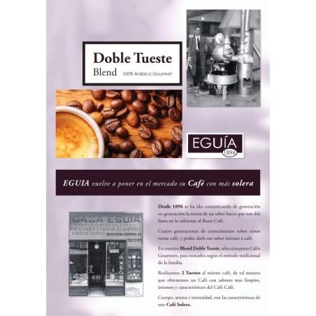CAFÉ DOBLE TUESTE 250g