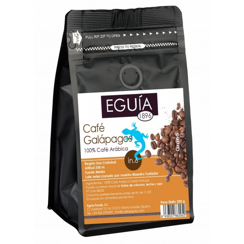 CAFÉ GALAPAGOS 250g
