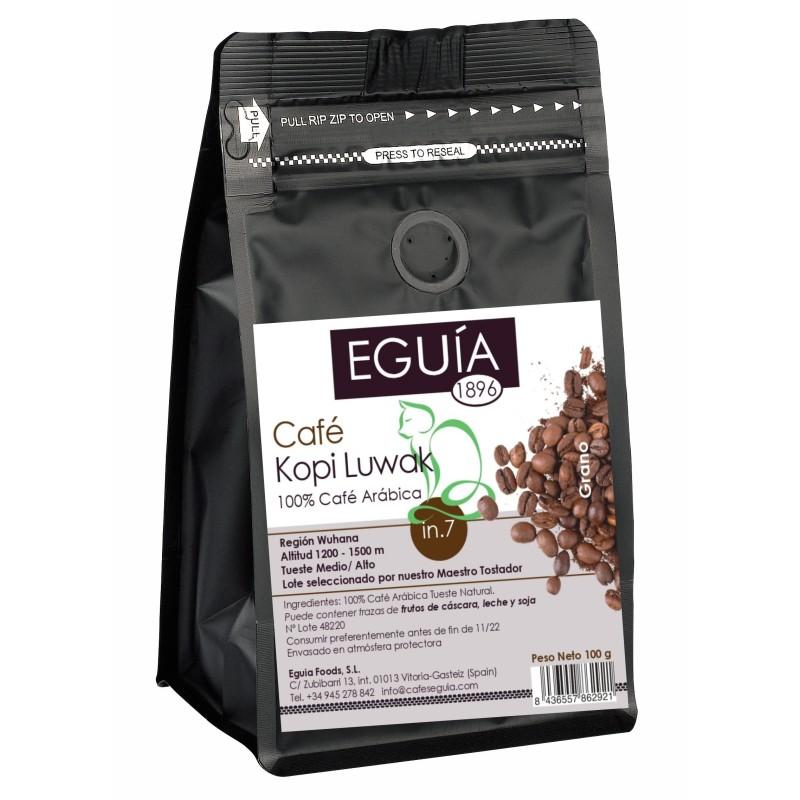 CAFÉ NICARAGUA KOPI LUWAK 100g