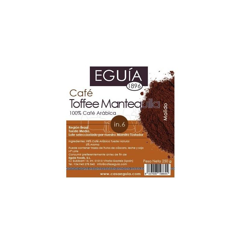 CAFÉ TOFFE MANTEQUILLA 1KG EN GRANO