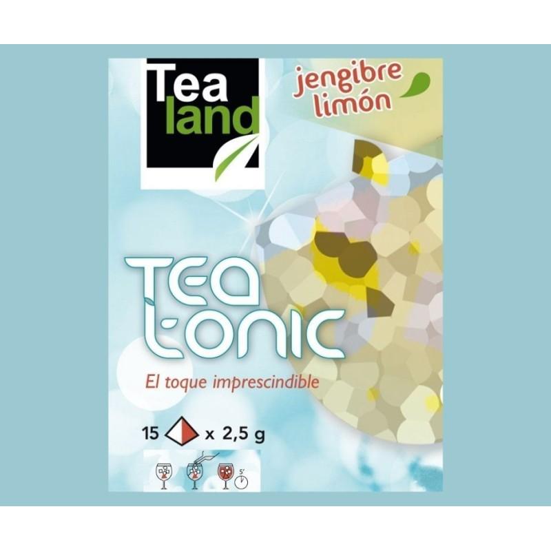 TEA TONIC JENGIBRE LIMÓN