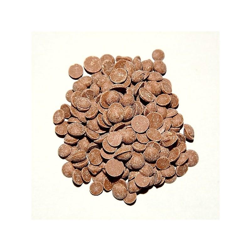 Cobertura de chocolate con Leche 250g