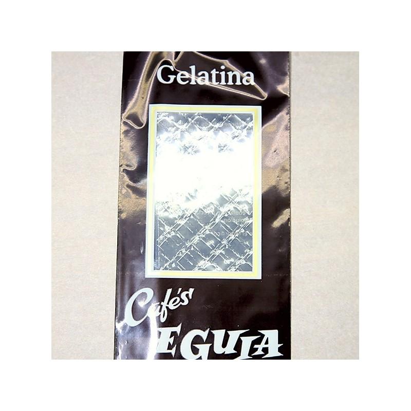 Hoja de gelatina 4 lam.