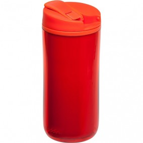 MUG INSULATED PLASTIC 0.35L